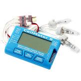 AOKoda CellMeter8 8S Batterie Contrôle de la capacité de tension Servo Checker Tester avec module de décharge