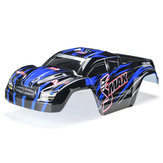 REMO D3603 1/16 Blue Monster Truck Body Shell RC Auto Onderdeel