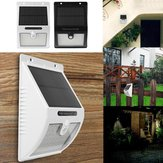 Solar Power 48 LED PIR Motion Sensor Wall Light Outdoor Waterproof Yard Path Garden Security Lamp