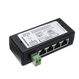 4Ports POE Injector POE Splitter for CCTV Network POE Camera Power Over Ethernet IEEE802.3af