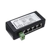 4Ports POE Injector POE Splitter voor CCTV Netwerk POE Camera Power Over Ethernet IEEE802.3af
