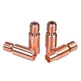 BIGTREETECH® Threaded Version/Smooth Version Bi-Metal Heatbreak For V6 Hotend Bimetal Heating Block Prusa i3 MK3 1.75MM Filament  3D Printer Parts