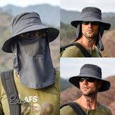 Zdejmowany, szybkoschnący, wodoodporny, wodoodporny kapelusz rybaka, oddychający kapelusz typu bucket