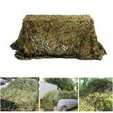 3mx3m camo filet de camouflage pour la couverture de camping car la chasse tir militaire hide