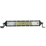 K02 10 بوصة 204W 68LED Work ضوء Bar ضد للماء 6000K DC10-30V Universal For Car Home