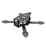 SPC 95EP 95mm Dingili 1.5mm Kol 3K Karbon Fiber RC Drone FPV Yarış Çerçevesi Kit 10g