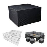 Outdoor Sofa Furniture Cover Rattan Cube Garden Patio Waterproof Dustproof Protector
