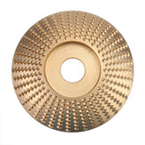 100mm Grinding Wheel Wood Sanding Carving Shaping Disc for Angle Grinder