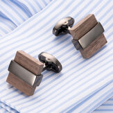 Boutons de manchette Business Elegant French Shirt