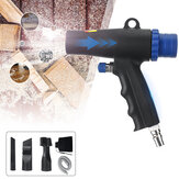 2 In 1 Duster Compressor Dual Function Vacuum Blow Suction Guns Kit Pneumatic Vacuum Cleaner Tool