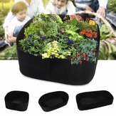 Jardin Grow Flowerpot Planter Container with Planting Pots for Outdoor Indoor Vegetable