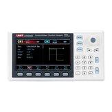 UNI-T UTG932 UTG962 Функция Генератор сигналов произвольной формы Источник сигнала Двухканальный 200 мс / с 14 бит Частотомер 30 МГц 60 МГц