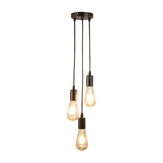 Ceiling Light Loft Lamp Vintage Chandelier Home Dining Bar Industrial Pendant
