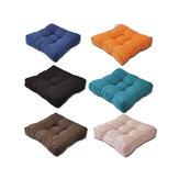 Almofada 50 * 50CM Soft e confortável grande almofada de descompressão Sofá Escritório Ohair interno e externo