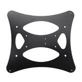 Creality 3D® bodemschuifpaneel 4.0mm aluminiumplaat voor CR-10S Pro / CR-X 3D-printeronderdeel
