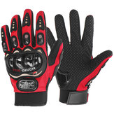 Men Motorcycle Gloves Screen Touch Bicycle Cycling Motorbike Riding Breathable