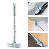 Retractable Bathroom Long Handle Brush Wall Floor Scrub BathTub Shower Tile Cleaning Brushes Tool