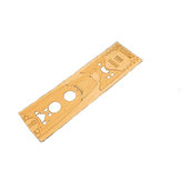 Wooden Deck For Tamiya 78030 1:350 Scale Japanese Battleship Yamato Model Replacement Accessories