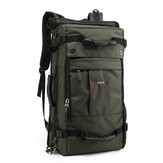 KAKA Multipurpose Nylon Men's Schoolbag Computer Travel High-Capacity Backpack Tactical Bag
