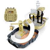 Simulation Parkplatz Rucksack Engineering Military Track Slide Aufzug Für Kinder Pädagogisches Geschenk Spielzeug