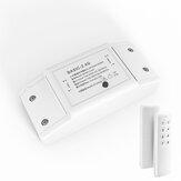 eWelink BASIC-2.4G DIY Bluetooth Switch Smart Light Switch Universal Breaker Timer Ewelink APP Wireless Remote Control Home Automation