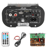 Universal Car Subwoofer 30W Hi-Fi Bass Power Amplifier Board With TF USB Bluetooth Function