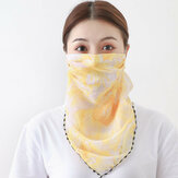Sunscreen Scarf Outdoor Breathable Riding Face Mask Summer Quick-drying Printing Neck Mask