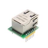 3 szt.W5500 Moduł Ethernet TCP / IP Stos protokołu SPI Interfejs IOT Shield Geekcreit dla Arduino - produkty współpracujące z oficjalnymi płytami Arduino
