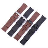 Bakeey 18/20/22mm Width Universal Pure Genuine Leather Watch Band Strap Replacement for Samsung Galaxy Watch 3 41mm / Gear S3 / Honor Magic / Vivoactive 4