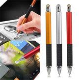 2 in 1 penna stilo capacitivo con penna touch screen per Smartphone Tablet PC