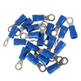 20PCS Blue Heat Shrink Elektrische bedrading Crimp Terminal Connectors