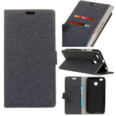 Flip Cloth Pattern Leather Full Body With Stand Protective Case For Xiaomi Redmi 4X Global Edition