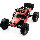 Feiyue FY03H 1/12 2.4G 4WD Brushless RC Car carrozzeria in metallo Desert Off-road Truck RTR Toy