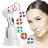 LED RF Photon Therapie Faltenentferner Facelifting Maschine Ultraschallmassage Hautverjüngung Facial Beauty Equipment