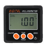 0.05 Waterpas Digitale Inclinometer Gradenboog Hoekzoeker Meter Meter Afschuining