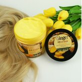 Ginger Hair Mask Moisturizing Deep Repair Frizz For Dry Damaged Hair Smooth Hair Conditioner 500 ml