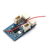 Mini Flysky AFHDS Compatible 8CH Receiver PPM Output With 1mm JST Socket For DIY Micro Quadcopter