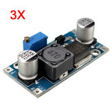 3Pcs 4A XL6009E1 Réglable DC-DC Step Up Booster Convertisseur Module d'Alimentation