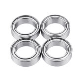 4Pcs Remo B5511 Alloy 8*12*3.5mm Ball Bearing For 1/16 1621 1625 1631 1635 1651 1655 Vehicle Models RC Car Parts