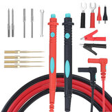 ML1608-18P-1  Universal Digital Multimeter Probe Test Leads Cable Pin Multi Meter Tester Cable  Elbow Set