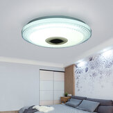 120W/200W bluetooth LED Ceiling Light RGB Music Speeker Dimmable Lamp APP Remote