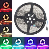 5M 5050 SMD RGB 300 LED Strip Light Impermeable IP65 12V DC