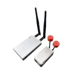 Aomway Nexus V2 Full HD Digital Link 1080P 60FPS FHD Low Lantency 5.8GHz Up to 7km FPV Transmitter Receiver 7-26V Support DVR HDMI Input OSD for FC RC Drone Airplane
