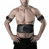 KALOAD 6-Modes EMS تدريب العضلات والعتاد منبه البطن الخصر الجسم سليمالجسم ممارسة حزام
