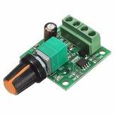 3pcs DC 1.8V 3V 5V 6V 12V 2A PWM Motor Speed Controller 0~100% Adjustable Drive Module 1803B
