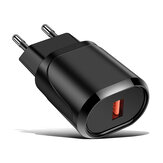 EU QC3.0 USB Charge Fast Charging Wall Charger Power Adapter for Tablet Smartphone