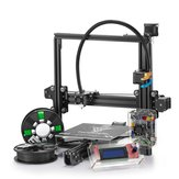TEVO® Tarantula Prusa I3 DIY 3D Printer Kit With Auto Leveling Sensor 200x280x200mm Large Printing Size 1.75mm 0.4mm Nozzle With 2x 0.25kg Filament