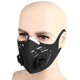 BIKIGHT Breathable Cycling Anti-dust Face Mask Windproof Anti Fog Activated Carbon Anti-Pollution Masks