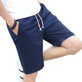 Men's Casual Knee-Length Shorts