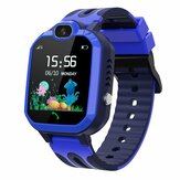 Bakeey Y52 1.44 'Layar Sentuh Anak IPX7 Tahan Air GPS LBS Pelacakan Lokasi Kartu SIM Panggilan Dua Arah Kamera SOS Anak Smart Watch Ponsel